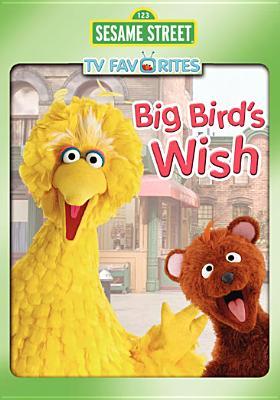 BIG BIRD'S WISHES BY SESAME STREET (DVD)